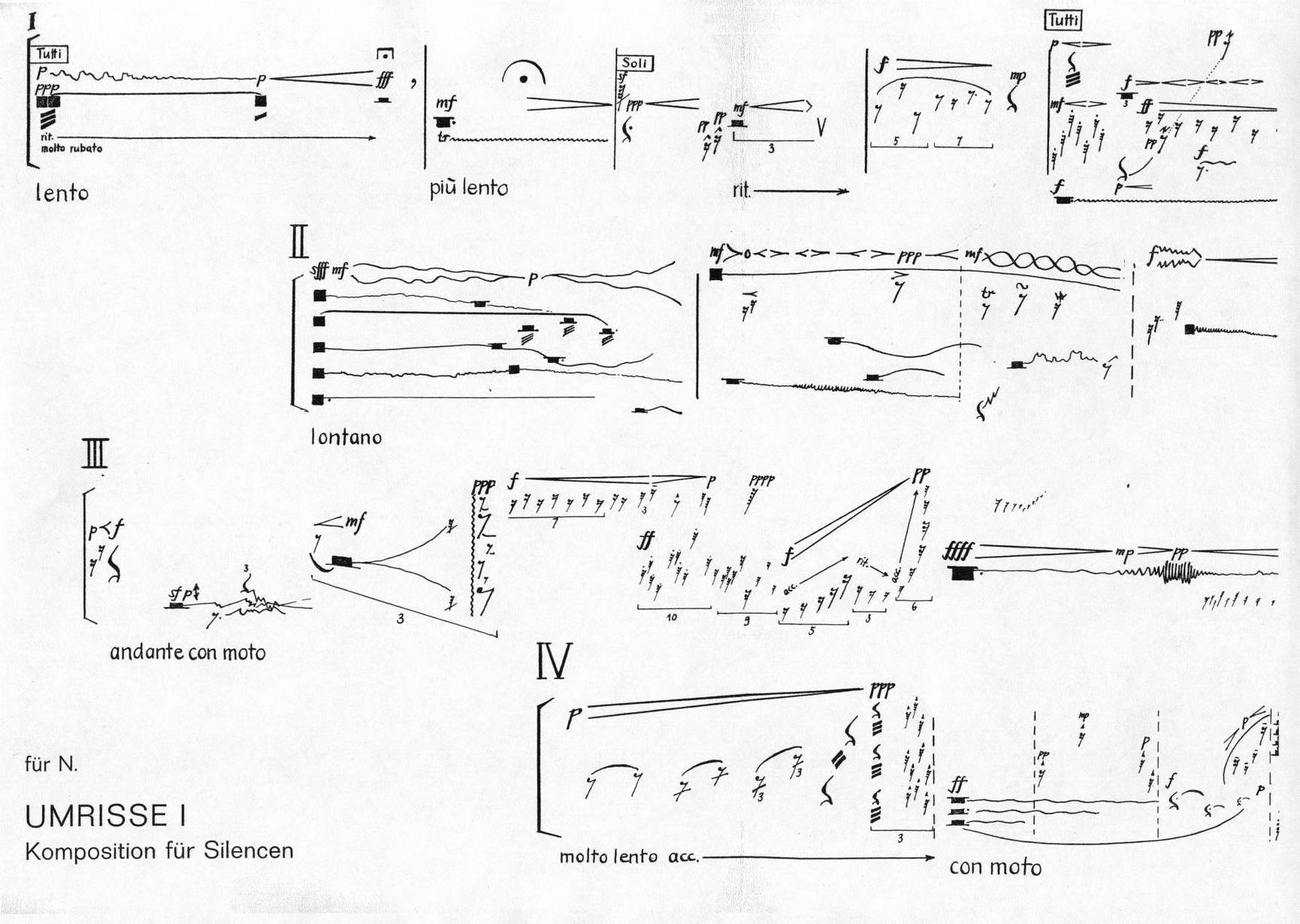 La Monte Young, Composition 1960 #7